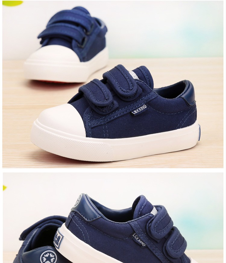 Beautiful Baby Girl and Boy White Canvas Shoes 6 Colors kids Casual Shoes Flat and Durable Toddler Little Girl Sneakers 8