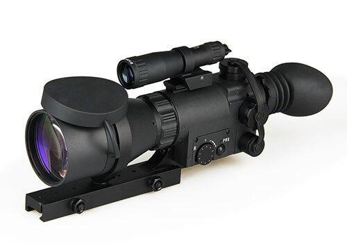 Zielfernrohr Mit Entfernungsmesser Und Nachtsicht : Neue 4x widder mk 390 paladin nachtsicht zielfernrohr fÜr die jagd