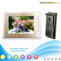 chuangsafe -V70C-F 1V1 2016 New Style 7inch Screen Monitor 1 extra indoor door bell 1 entry monitor