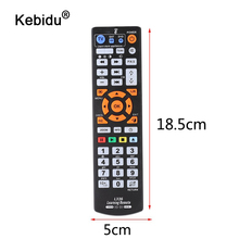 kebidu Smart Remote Control Controller IR Remote Control With Learning Function for TV CBL DVD SAT For L336 TV BOX