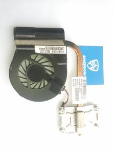 Original free shipping Cooler for HP pavilion G4-2000 G6-2000 G7-2000 CPU cooling heatsink and fan 683191-001 685477-001(China)