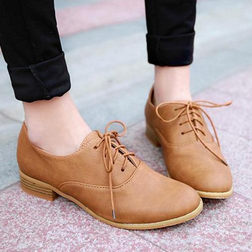 Up Estilo Nuevo Vintage 2015 Lace Moda Mujeres Planos Zapatos wn0O8kP
