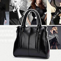 Women Fashion Wax Messengerbag Hot Sale OL Style Shoulderbag