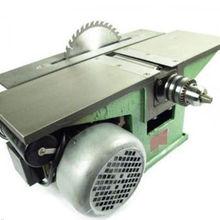 Верхняя скамья многоцелевая деревообрабатывающая машина для строгания/пиления/сверления 220 В
