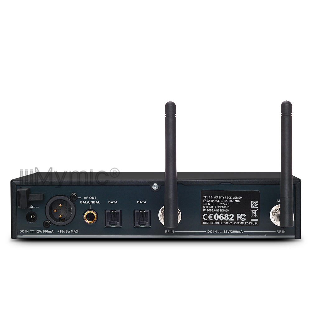 100% Top Quality EW 135G3 Hot Sales Wireless single handheld mic EW 100 G3 UHF/PLL Wireless Microphone system for Stage-in Microphones from Consumer Electronics    2