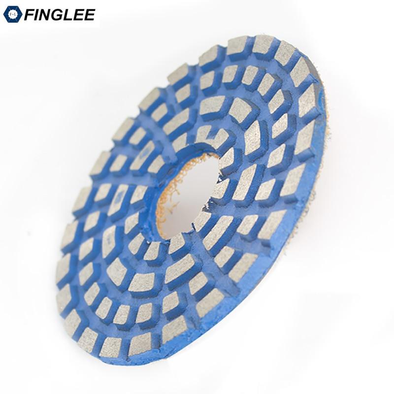 FINGLEE 3 colių / 4 colių metalinių obligacijų granito poliravimo - Elektriniai įrankiai - Nuotrauka 2