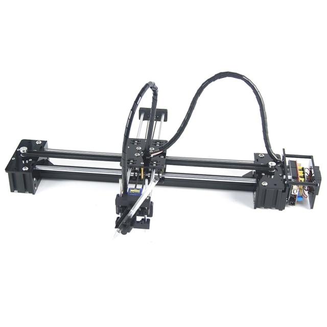 DIY LY drawbot pen tekening robot machine belettering CNC V3 shield tekening speelgoed voor tekening schrijven