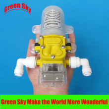 4L/Min 30W מטהר מים משאבת 12v אוטומטי סרעפת מים משאבת