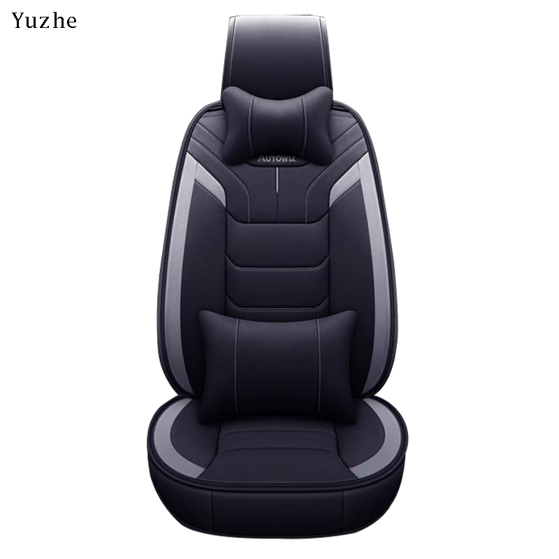 Yuzhe car seat cover For nissan qashqai j10 almera n16 note x trail t31 patrol y61 juke leaf teana cover for vehicle seats