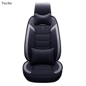 Yuzhe car seat cover For nissan qashqai j10 almera n16 note x-trail t31 patrol y61 juke leaf teana cover for vehicle seats