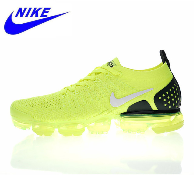 outlet store 4f35f 7a6ed Nike Air VaporMax Flyknit 2.0 W Men s and Women s Running Shoes, Shock  Absorbing Breathable Wear