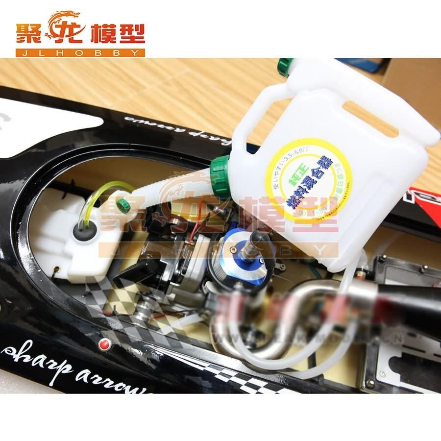 67b494ec96e Kualitas tinggi 2 Stroke 1.5L Botol 5L Tangki Bahan Bakar Bahan Bakar Bensin  Pencampuran Campuran Rasio Belalai Tangki Bahan Bakar untuk Bensin Pesawat  di ...