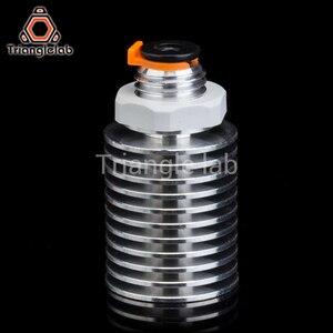 V6 резьбовой радиатор v6 hotend пульт дистанционного управления Bowen печатная j-головка Hotend нагреватель Блок тепловой пробой для E3D HOTEND для PT100 titan экструдер