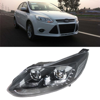 Ownsun Инновационные супер светодиодный свет Ксеноновые бар объектив проектора фара для Ford Focus 2012 2013