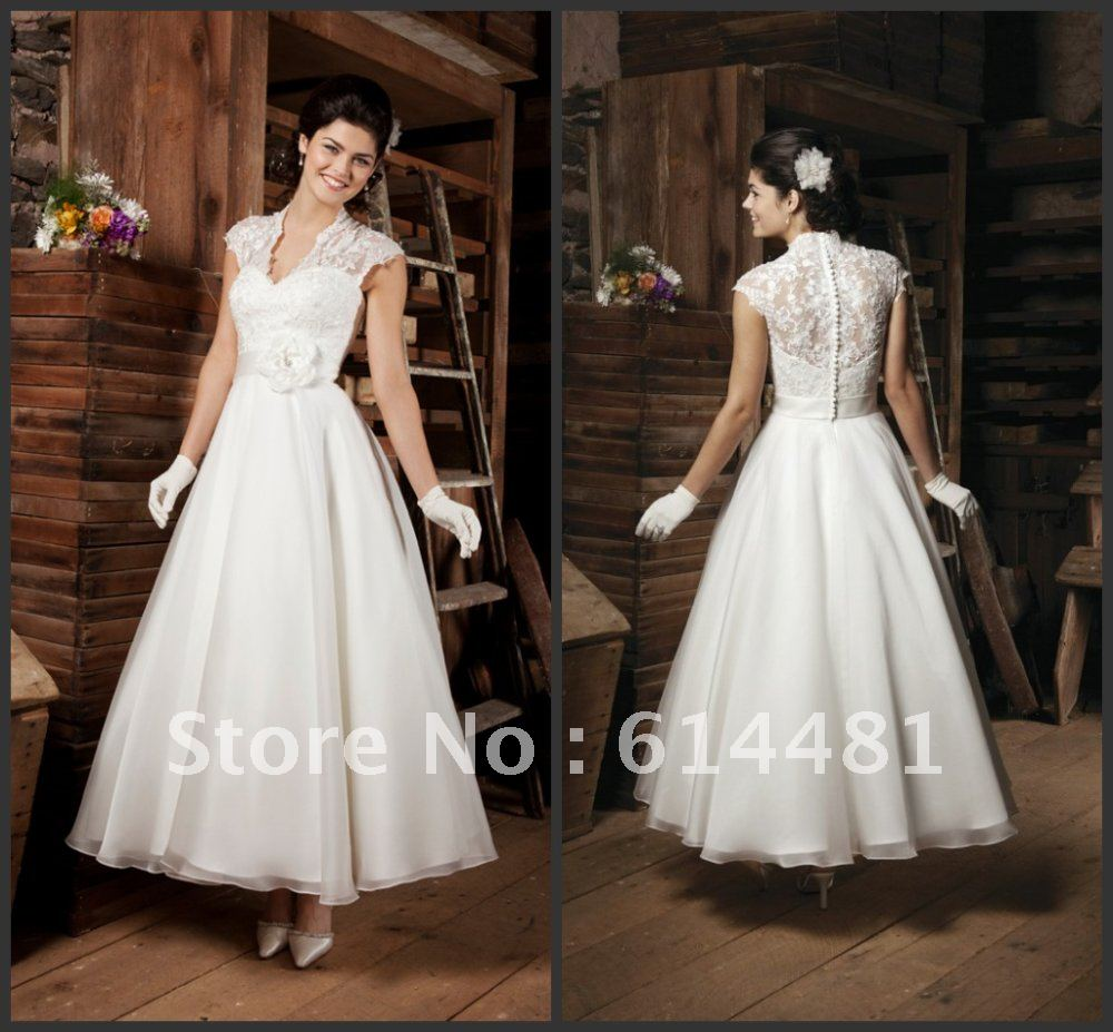 Free Shipping Cap Sleeve High Waist Corset Ankle Length Organza Lace Cheap  Wedding Dress Ebay 2012Free Shipping Cap Sleeve High Waist Corset Ankle Length Organza Lace Cheap  Wedding Dress Ebay 2012 jpg. Ebay Cheap Wedding Dresses. Home Design Ideas