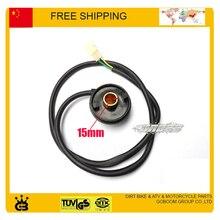 125cc 250cc мотоцикл Speedo спидометр кабель сенсор jialing zongshen gy cqr аксессуары