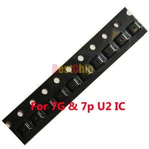 Image 2 - 10 قطعة/الوحدة 100% جديد 610A3B 36 دبابيس USB/U2/شاحن/شحن ic آيفون 7/7 plus/7 plus TRISTAR 2 رقاقة