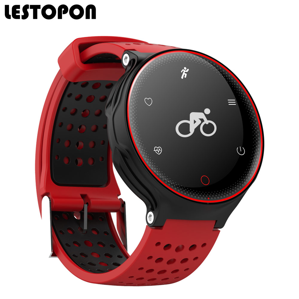2017 LESTOPON Hot Sale Smart Watch Smartwatch Fashion Sports Heart Rate Fitness Tracker On Wrist Watches For Android IOS Phone leegoal bluetooth smart watch heart rate monitor reminder passometer sleep fitness tracker wrist smartwatch for ios android