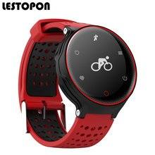 2017 LESTOPON Heißer Verkauf Smart Uhr Smartwatch Mode Sport Herzfrequenz Fitness Tracker Auf Armbanduhren Für Android IOS Telefon
