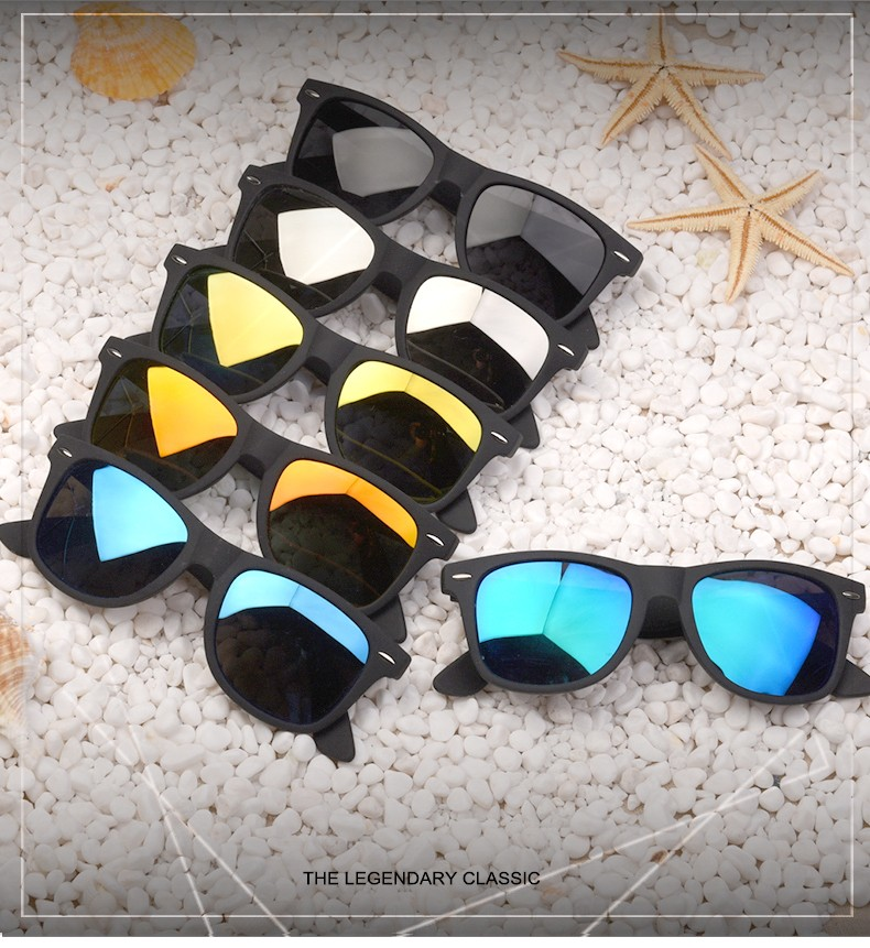 Collection of polarised sunglasses for men