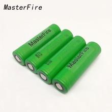 MasterFire 100% Original VTC6 3.7V 3000mAh 18650 Lithium Battery 30A Discharge For Sony US18650VTC6 Flashlight Tools Batteries liitokala 3pcs lot 100% original vtc6 3 6v 18650 3000mah battery us18650 vtc6 30a e cig battery