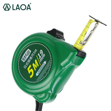 LAOA Japanese-style 3m/5m/7.5m/10m Wrestling double scales measuring steel tape with better details стоимость