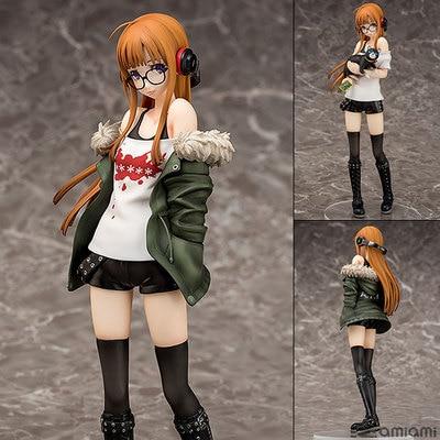 Persona 5 Futaba Sakura Action Figure Model Toys