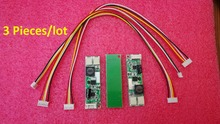"""3 Cái/lô DẪN Lái Xe, LED Chuyển Đổi với cable đối với 15 """"17"""" 19 """"20"""" 21 """"22 23 24 inch, 7 CM * 2 CM Có Thể Điều Chỉnh brightne"""