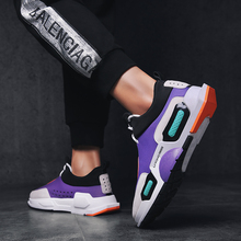 Men's Colorful Street Style Sneakers