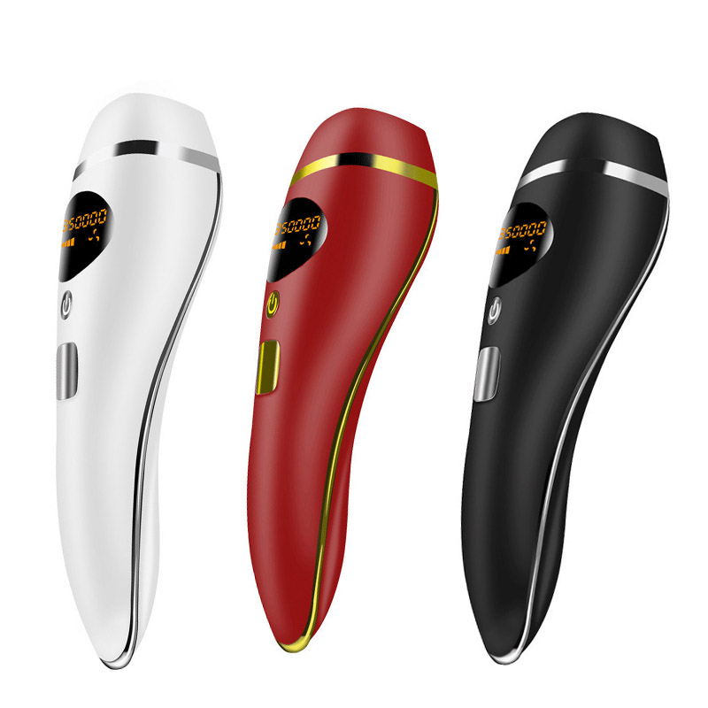 NEW 350000 Pulsed IPL Laser Hair Removal Device Permanent Hair Removal IPL Laser Epilator Armpit Hair Removal machine