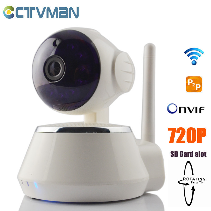 new 720p ip cam