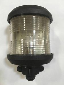 Image 4 - Faro LED de 12V para barco, luz de navegación para barco marino, luz roja y verde, luz de estribor, luz blanca para cabeza de máscara, lámpara de señal de vela