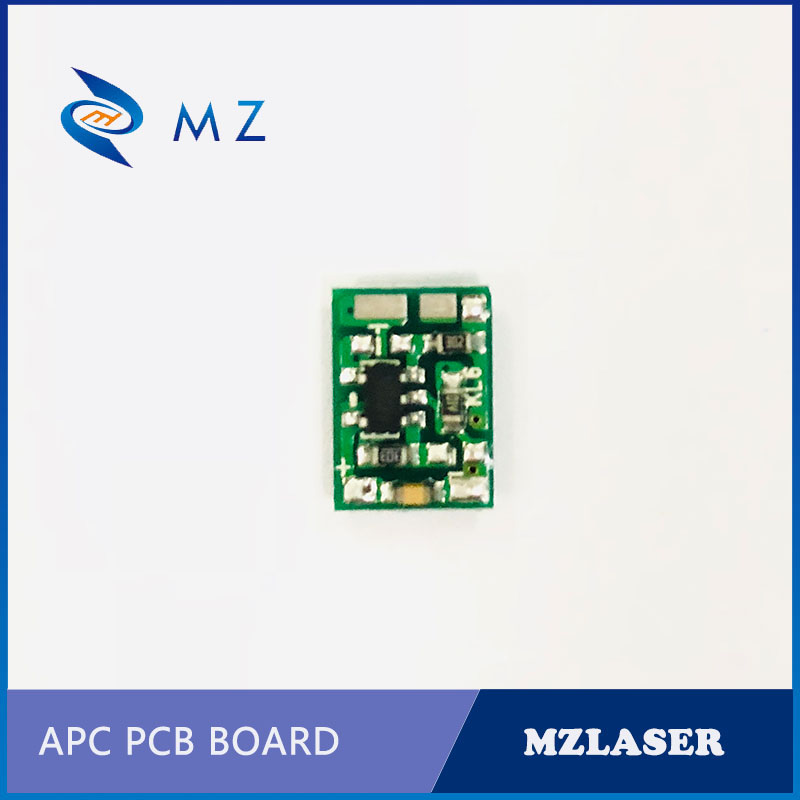 Laser Module Dedicated Drive Circuit Low Power APC Constant Power PCB Drive Circuit Board