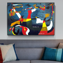 Big Size 100% Hand Painted Picasso Famous Abstract Oil Painting Home Decoration Wall Pictures for Living Room Quardro Gift
