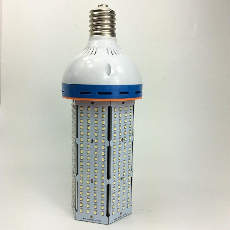 Bonne chaleur Dissipassion classique sans scintillement LED ampoule de maïs lumière de jour remplace les halogénures, magnat CFL E39