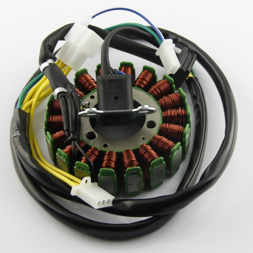 Bobine de redresseur de magnéto d'allumage de moto pour SYM JOYMAX 125LN12W4-6 125LN12WBH-EU bobine de générateur de Stator de moteur de magnéto de SCOOTER
