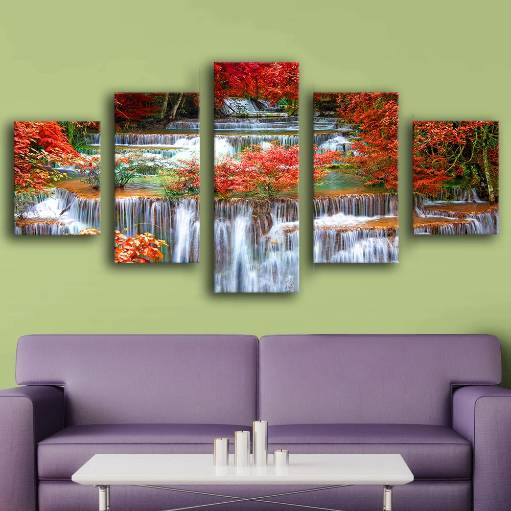 Online kopen wholesale nature art pictures uit china nature art ...