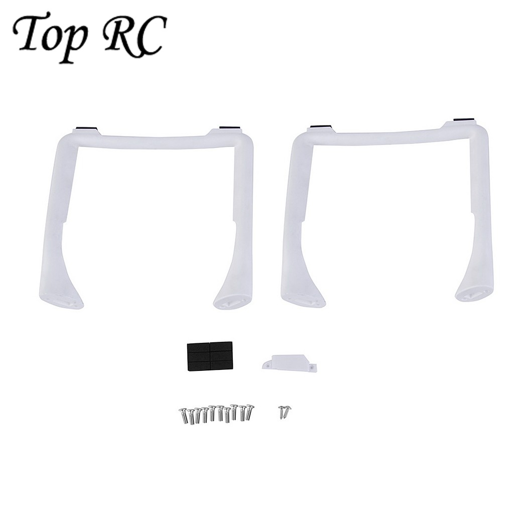 1Pair Landing Gear Skid Accessories for DJI Phantom 3 Quadcopter Wide and High RC Helicopter Drone Spare Part Replacement Ground