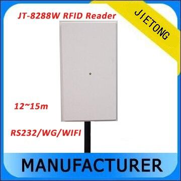 WI FI RFID UHF пассивной дальний Reader 12 15 м Бесплатная теги card reader