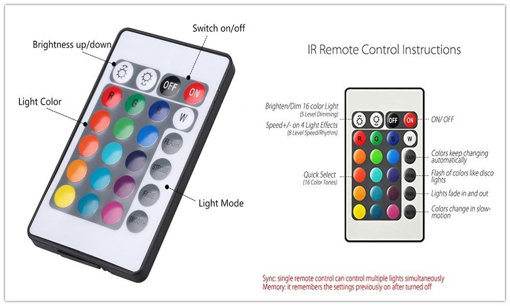 3D Ακρυλικό 7 χρώματα Αλλαγή Lampara - Προϊόντα για τις διακοπές και τα κόμματα - Φωτογραφία 4