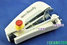 FREE SHIPPING! Hot Sale Pocket Mini Portable Hand sewing machine.10 pieces at least