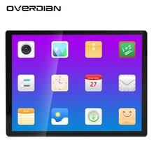 19 אינץ אנדרואיד מערכת 8G Squarescreen LCD מסך תעשייתי מחשב מובנה WiFi קיבולי מסך מגע תעשייתי מחשב