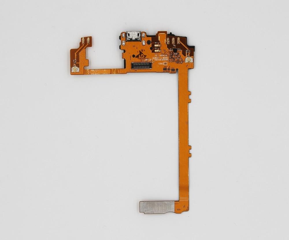 Tigenkey For LG Nexus 5 D821 D820 USB Charging Port USB Flex Cable Headphone Jack Microphone For Google Nexus5
