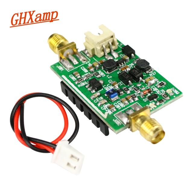 Обновленные 433 МГц усилитель беспроводной связи RF усилитель мощности BLT53 6 в 2 Вт 33dbm SX1278 SI4432