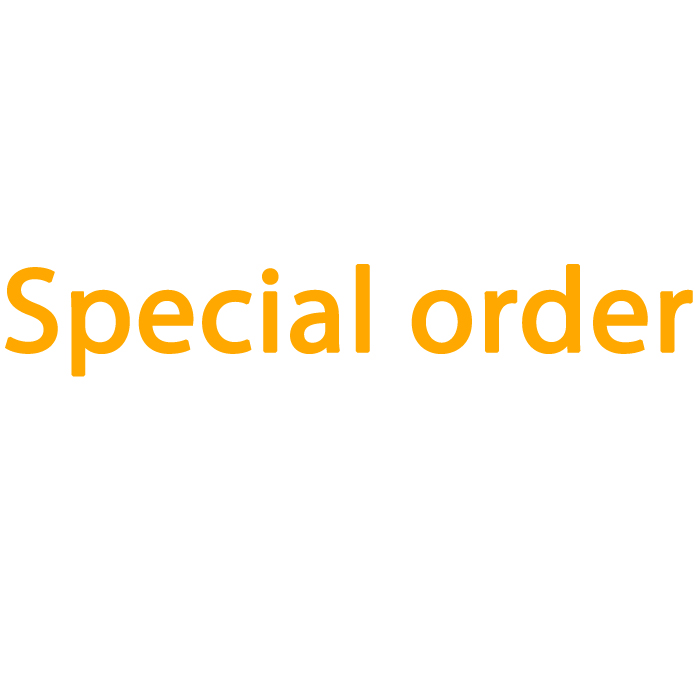 Commande spéciale pour lettre pendentif 200 pièces