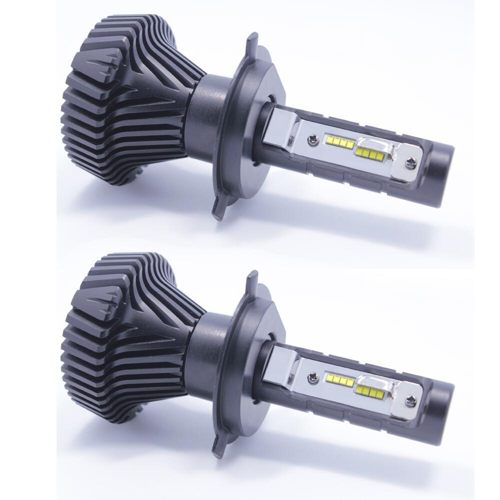 LED Headlight H4 High Low Beam Car LED Light Bulb Auto Head Lamp 6500k 4500LM For Isuzu TROOPER UB TROOPER Open off-road UB