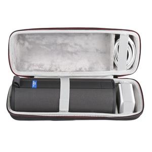 Image 2 - Newest Hard EVA Travel Carrying Cover Case for Ultimate Ears UE MEGABOOM 3 Bluetooth Speaker Protect Shell Shoulder Handbag Bag