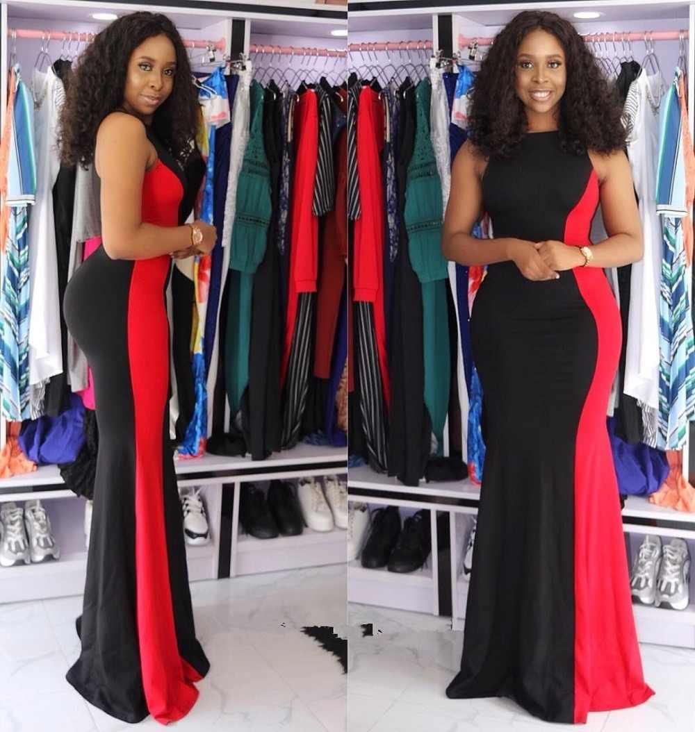Новый Африканский принт эластичный Базен мешковатые брюки рок стиль Дашики длинное платье известная для леди/женщин
