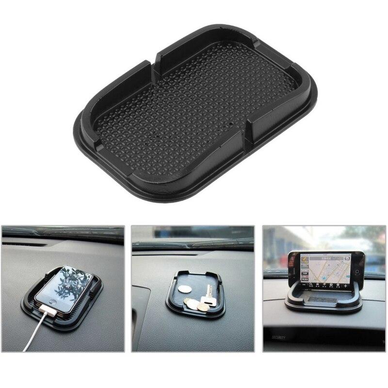 Car Anti Slip pad Rubber Mobile Sticky stick Dashboard Phone Shelf For GPS MP3 car DVR