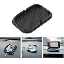 Car Anti Slip pad Rubber Mobile Sticky stick Dashboard Phone Shelf For GPS MP3 car DVR non slip mat holder